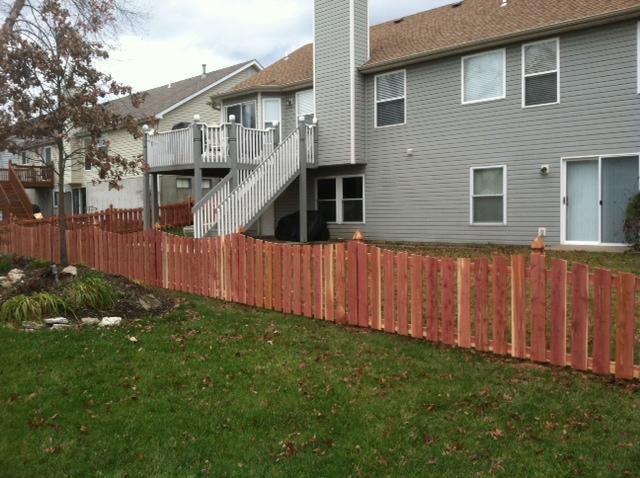 eastern red cedar fence pickets 3