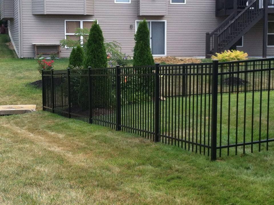Allstar fence portfolio